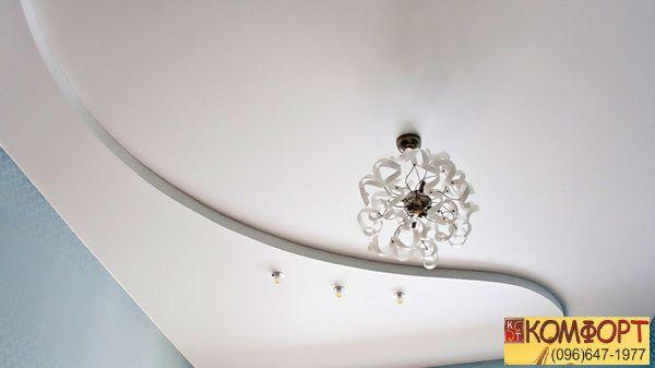 Натяжной потолок фотопечать