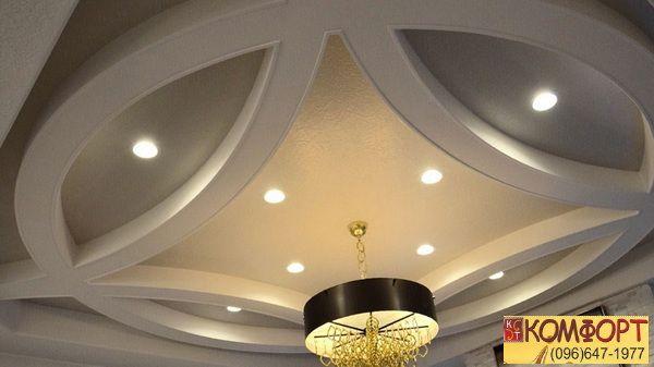 Натяжные потолки скидки