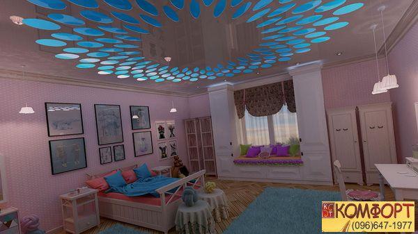 Натяжные потолки 2021