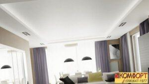 Натяжные потолки картинки